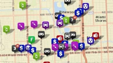 Photo of «Crime mapping» aux USA : les cartes de la criminalité à côté de chez vous !