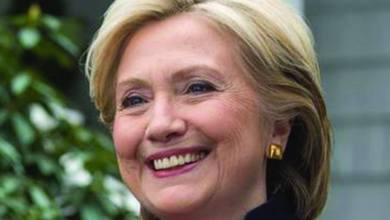 Photo of Hillary Clinton en tête chez les expatriés aux Etats-Unis