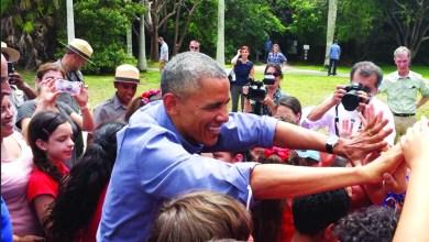 Photo of Obama appelle à l'urgence contre le réchauffement climatique