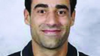 Photo of Ahmed Triki, meilleur joueur universitaire de tennis en Floride
