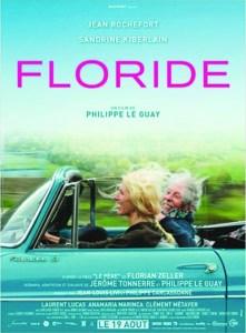 Le film floride avec jean Rocherfort