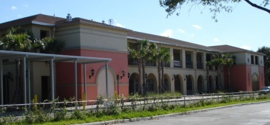 La Sunset Elementary School de Miami