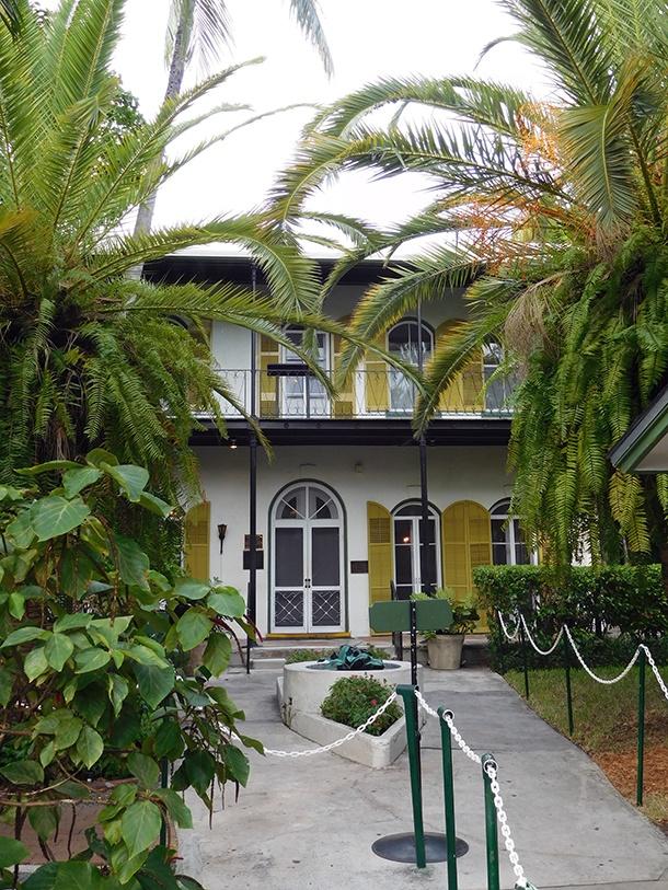 Maison d'Ernest Hemingway - Key West - Floride