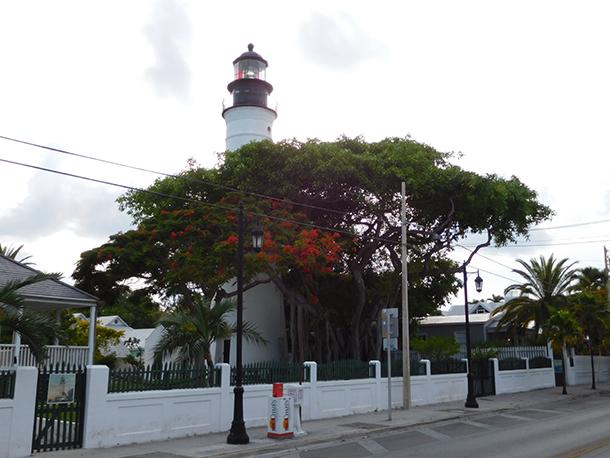 Phare de Key West - Floride