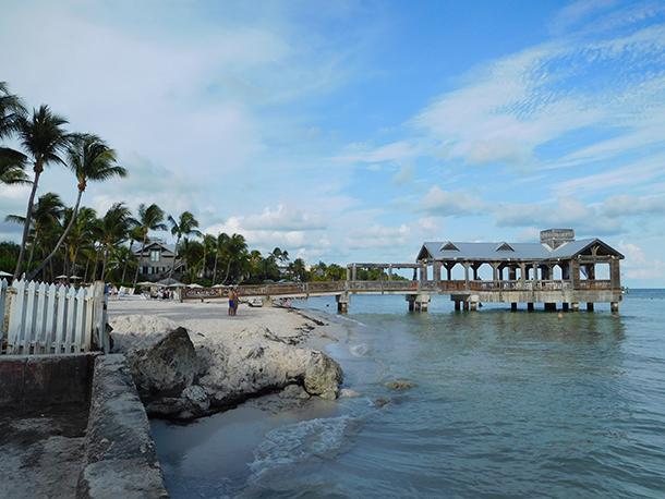 Plage à Key West - Floride