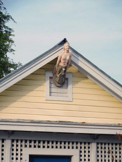 Maison sculptée à Key West - Floride