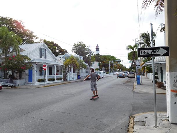 Vieilles maisons - Key West - Floride