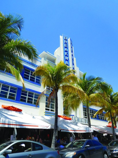 Quartier Art Deco / South Beach / Miami Beach