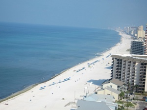 Panama City beach Floride