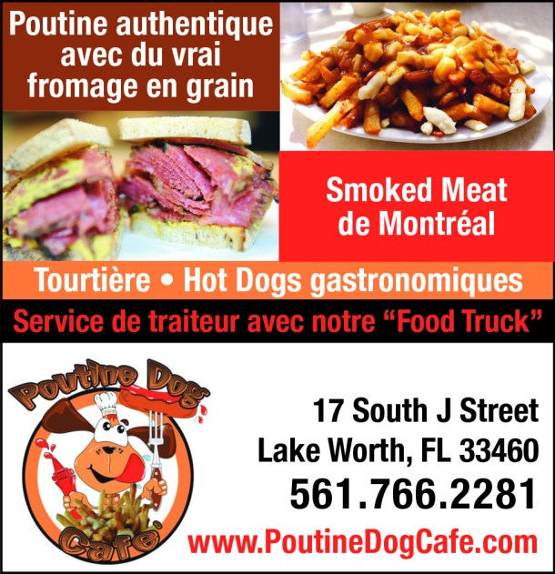 Poutine Dog Café Lake Worth