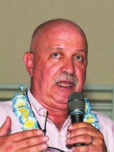 Roger Pardo, président de FIPA.