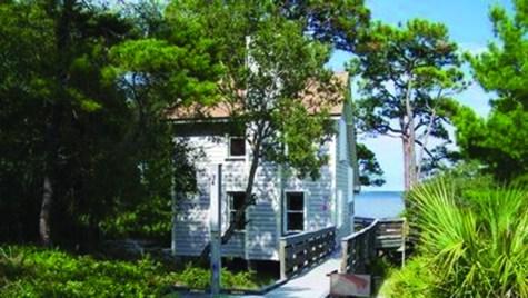 St. Joseph Peninsula State Park Florida