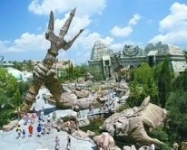 UNIVERSAL ISLANDS OF ADVENTURES
