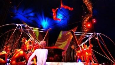 Photo of Le Cirque du Soleil revient à Miami (Sunrise) en août 2015 avec le spectacle Varekai !