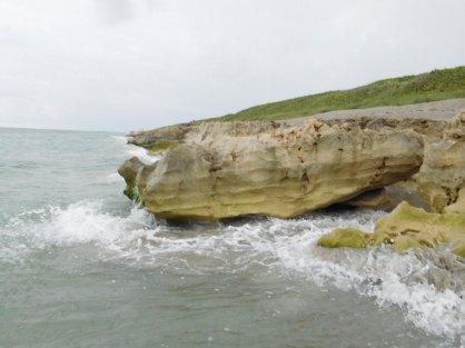 Blowing Rocks à Hobe Sound (Jupiter)