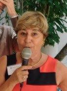 Geneviève Alixe, présidente de Miami-Accueil