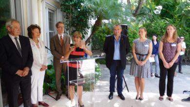 Photo of Petit-Déjeuner de rentrée de Miami-Accueil à la résidence consulaire en septembre !