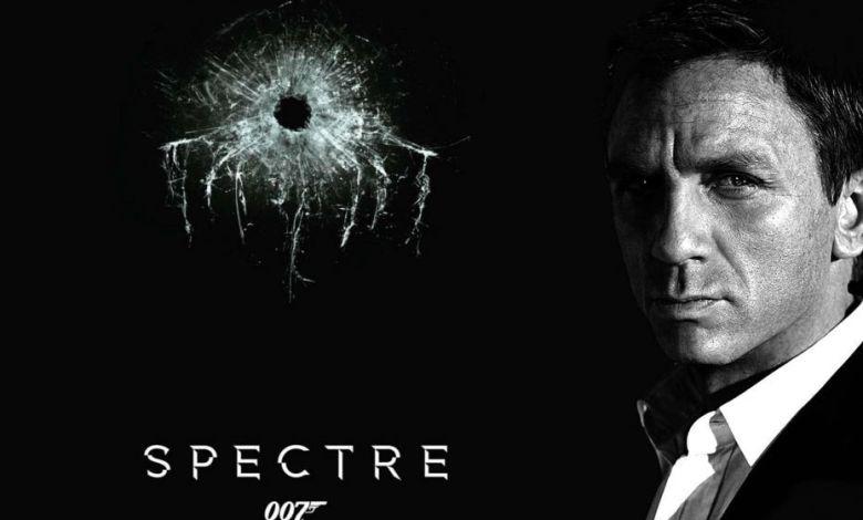 Film Spectre James Bond