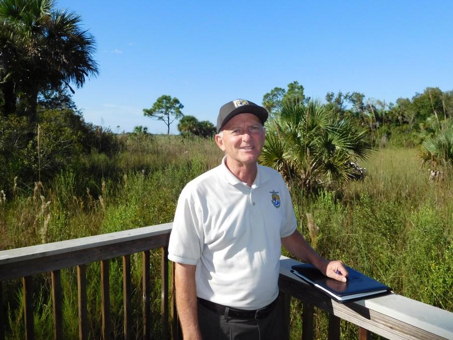 Ben Notthingam, Manager du Refuge des Panthères de la US Fish & Wildlife