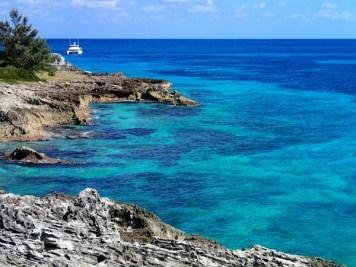 Les eaux de Bimini (photo par Christine Davis - CC BY 2.0)