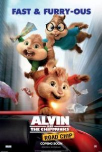 ALVIN : THE ROAD CHIP
