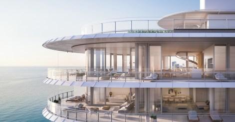"""Eighty Seven Park"" : immobilier à Miami Beach"