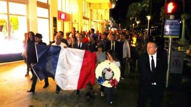 Photo of Attentats de Paris : près d'un millier de personnes manifestent à Miami