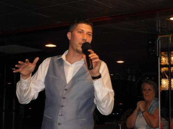 Michael Côté, président de la Natbank.