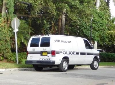 Crime Scene Unit Pablo Escobar MIami Beach