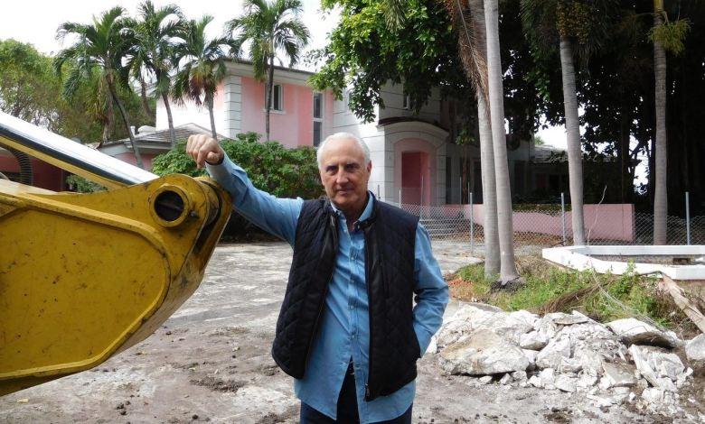 Christian de Berdouaré / Maison de Pablo Escobar