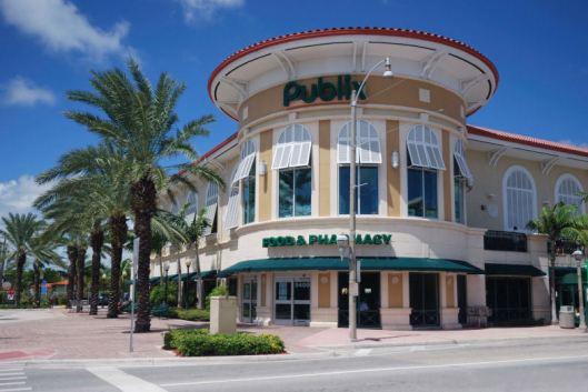 Un supermarché Publix en Floride