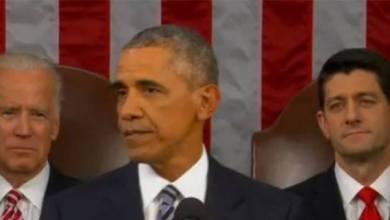 Photo of Obama : larmes et détermination pour débuter sa dernière année à la Maison-Blanche