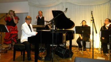 Photo of Richard Abel, merci pour le voyage  «Autour du Monde – En musique et en chansons»