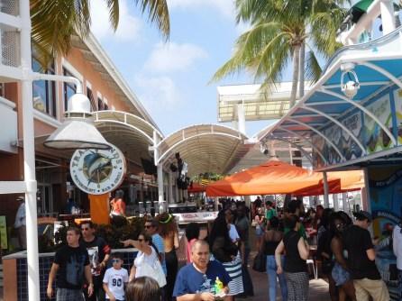 Bayside Market Place à Bayfront Park / Miami Downtown