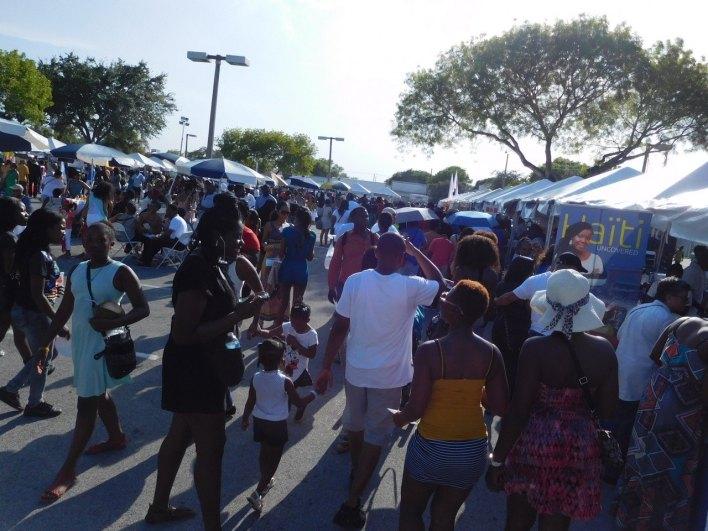Taste of Haiti 2015 à North Miami