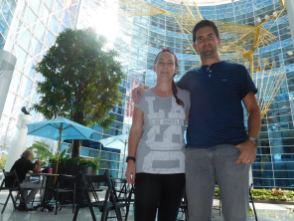 Fanny et Nicolas Pacaud / Le Petit Paris à Hollywood-Floride