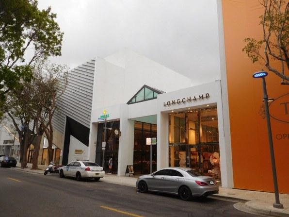 Boutique Longchamp / Design District / Miami