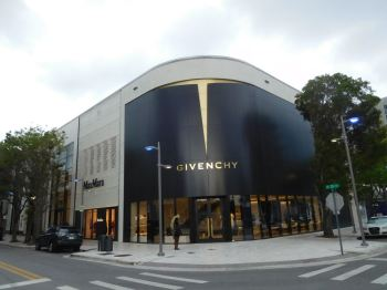 Boutique Givenchy / Design District / Miami