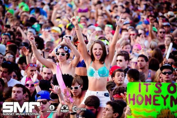 Sunset Music Festival - Tampa
