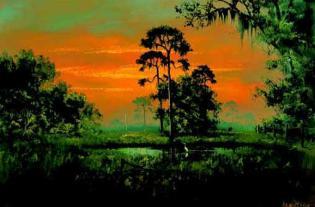 Peinture de Roy McLendon