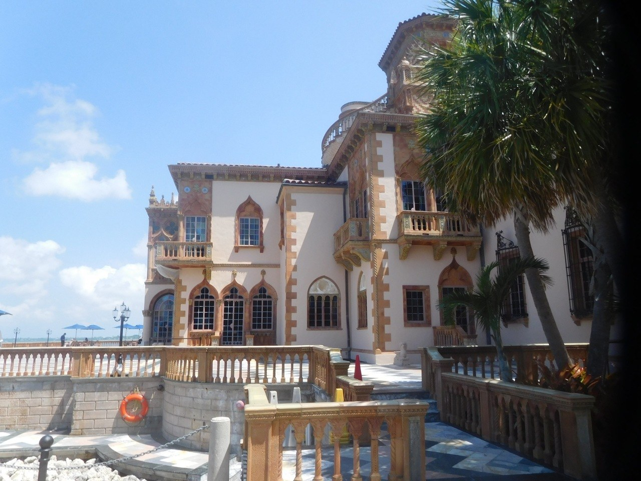 Ca' dZan Mansion au Ringling Museum à Sarasota / Floride