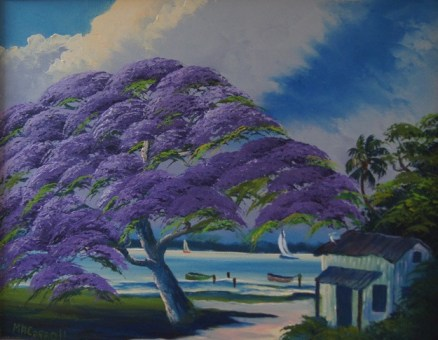 Peinture de Mary Ann Carroll