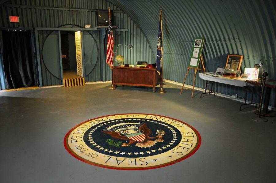 L'abri présidentiel anti-atomique de Peanut Island (Palm Beach) se visite. (Crédit photo VISIT FLORIDA)