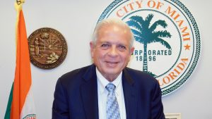 Tomas Regalado, maire de Miami.