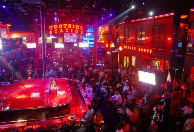 Tootsie Cabaret à Miami Gardens.