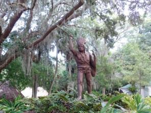 Parc de la Fontaine de Jouvence / St Augustine / Floride