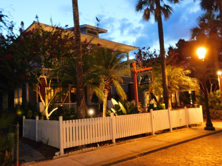 St Augustine - Floride - de nuit
