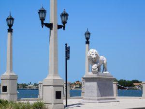 Bridge of Lions à St Augustine / Floride