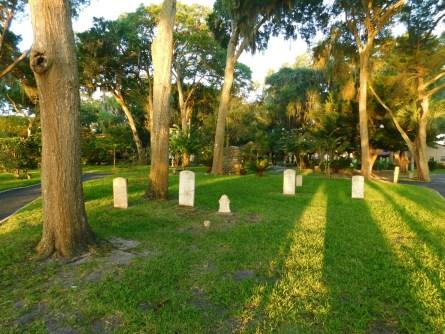 Mission Nombre de Dios / St Augustine / Floride