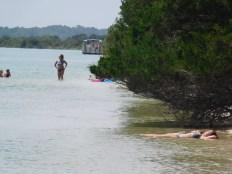 Plage de Fort Matanzas / St Augustine / Floride